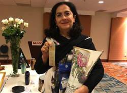 Maria Vittoria Berrini premiata in Florida