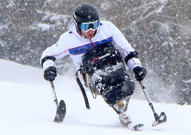Martino Pini sport disabili