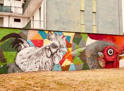 murales via piemonte