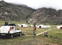 Ottavio ed Enrica quasi alla meta del Mongol Rally