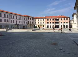 piazza vittorio emanuele II busto arsizio