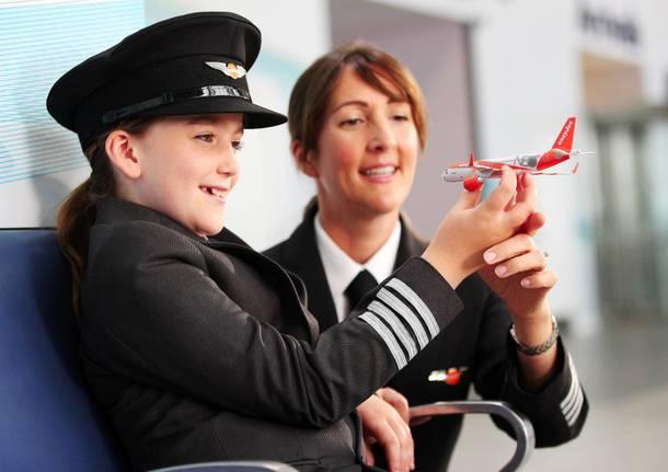 Piloti easyjet bambini