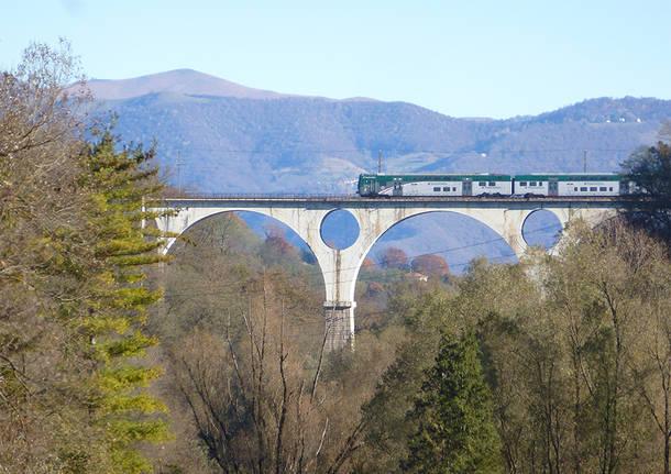 Il ponte ferroviario compie 90 anni