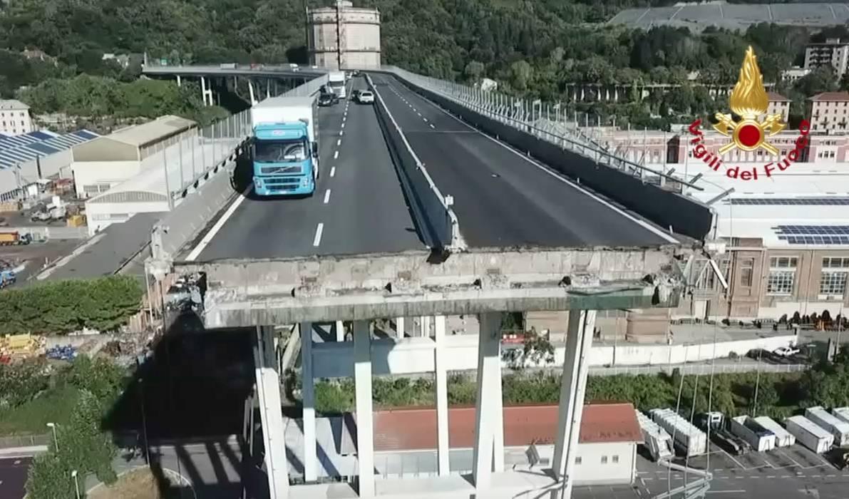 Ponte Morandi, il giorno dopo