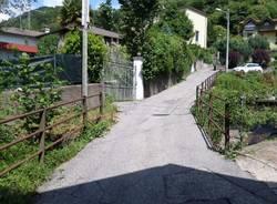Porto Ceresio - Ponticello via Belvedere