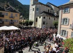 Raduno Spazzacamini in Vial Vigezzo