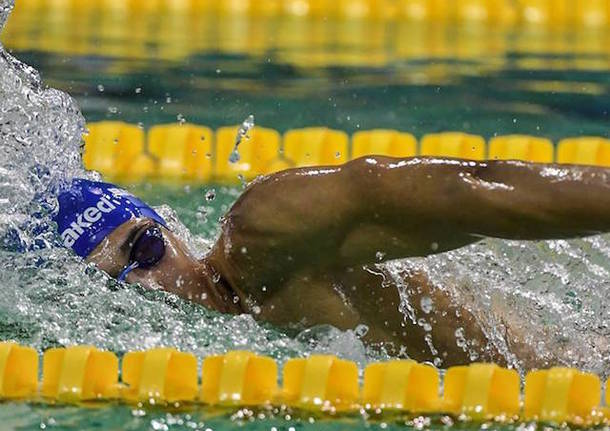 simone bralaam nuoto paralimpico polha - foto Bizzi-CIP