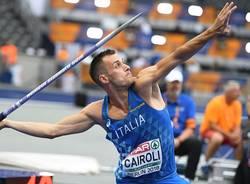 simone cairoli decathlon giavellotto europei berlino 2018 foto colombo fidal