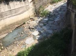 Sversamento torrente Arno