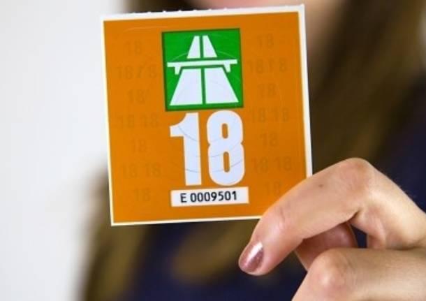 vignetta autostrada svizzera 2018