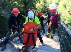 Addestramento personale S.A.F. - Sacro Monte VARESE