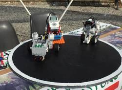 Al tecnoDome si imparano i segreti della robotica