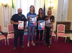 assessore perusin presenta fiera di Varese 2018