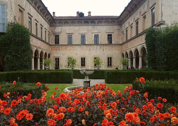 Bisuschio, Villa Cicogna Mozzoni - foto di Cosetta Cavicchioli