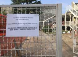 Cantiere scuola Manzoni Samarate 2018