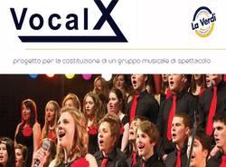 VOCAL X  - nuovo gruppo pop - 1° incontro musicale