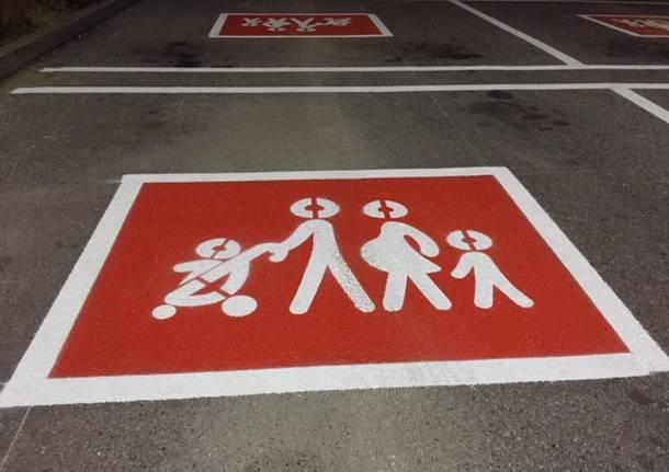 Arrivano i super parcheggi per le famiglie