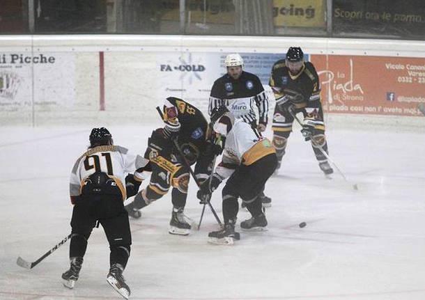 Mastini Varese - Valdifiemme 6-3