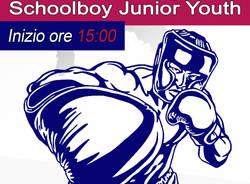 Campionati Regionali di boxe schoolboy yunior youth