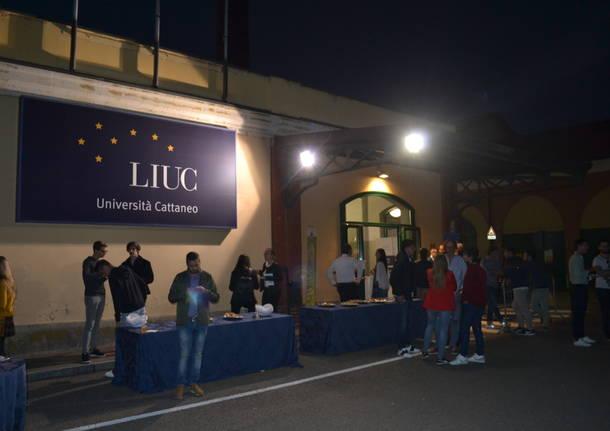 La notte dei ricercatori alla Liuc