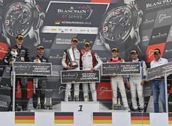 Raffaele Marciello conquista la classifica sprint delle Blancpain Series