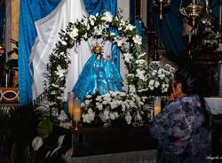 Gli Ecuadoriani in festa a Bedero Valcuvia