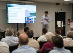 La presentazione della Jaguar elettrica da Elmec Solar
