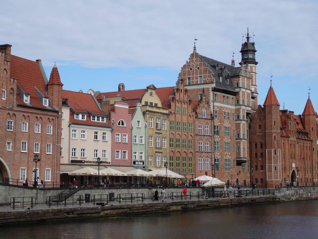Danzica, la perla del Baltico