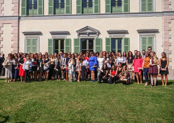 Consegna diplomi di laurea SSML di Varese