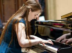 Sophia Zanoletti in Concerto sul lago di Como