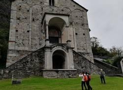 La via Francisca nel Canton Ticino