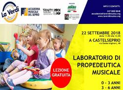OPEN DAY 2018 - PROPEDEUTICA MUSICALE
