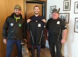 Alpini di Varese in trasferta: a Cogliate organizzano il terzo campionato per cani da soccorso