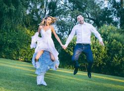 Matrimonio di Fabio e Cristina