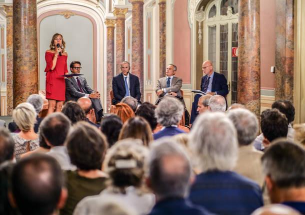 carlo cottarelli a Varese