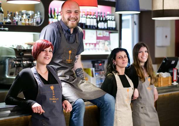 Best Bar 2018, Circolo Cooperativo The Family