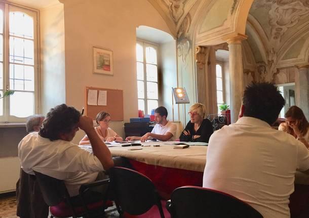 commissione bilancio del comune di Varese