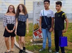 consegna borse di studio angioletto castiglioni 2018