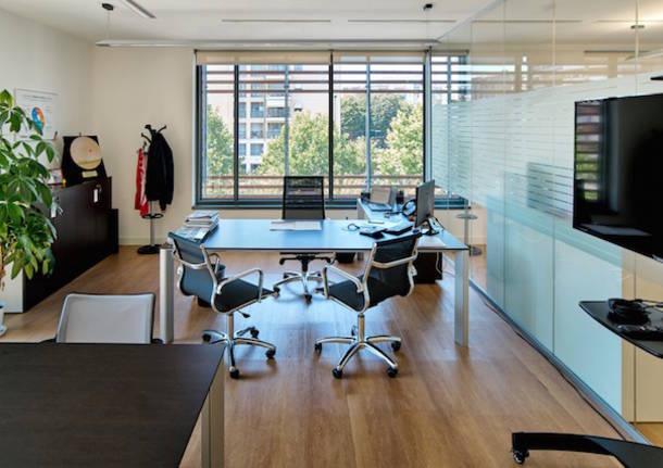 Ufficio In Una Casa : L ufficio comodo come una casa la formula che piace alle