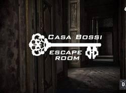 escape room casa bossi novara