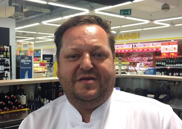 Fabio Sauli e il gusto della pasta fresca