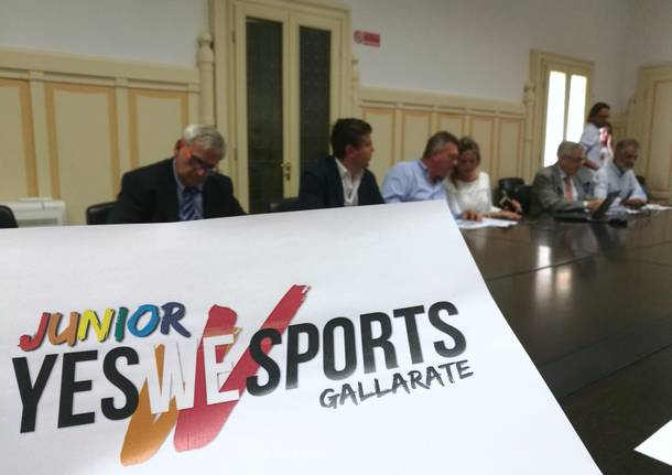 yes we sport progetto gallarate