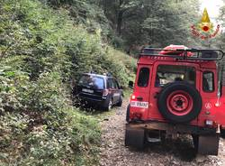 bosco vigili del fuoco carabinieri
