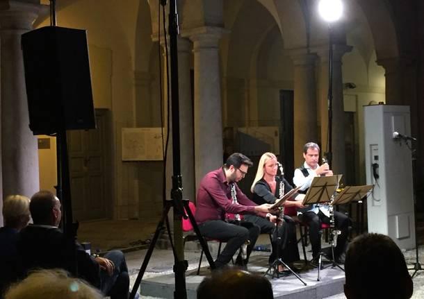 Varese: il concerto inaugurale di Nature Urbane 2018