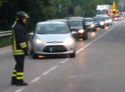 incidente stradale Groppello 20 settembre 2018