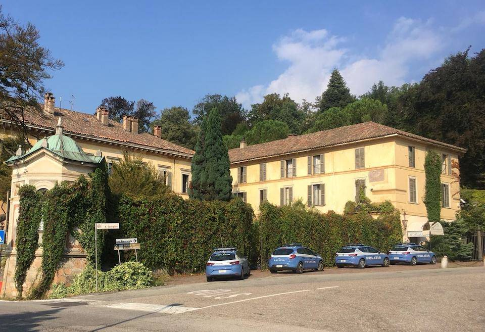 Induno Olona -  Villa Castiglioni