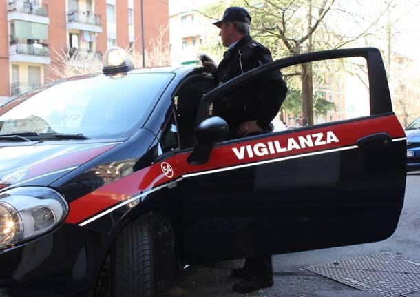 istituto vigilanza guardie giurate la patria