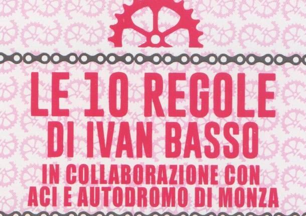 Le 10 regole per la sicurezza in bici di Ivan Basso