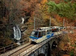 """La Vigezzina in autunno e il """"Treno del foliage"""""""