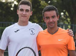 lombardia tennis tour gallarate Giacomo Sartori Alessandro Curioni